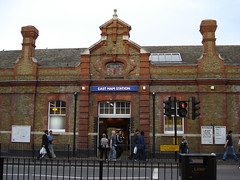 Picture of East Ham Station