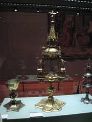 Monstrance/reliquary