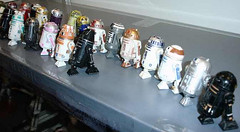 My droid's family