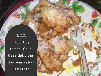 Funnel Cake Funeral