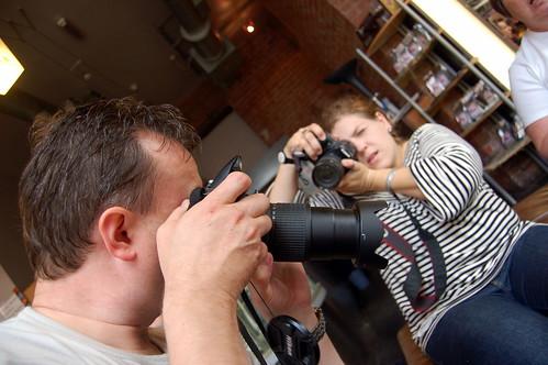 taking the photographer, taking the photographer