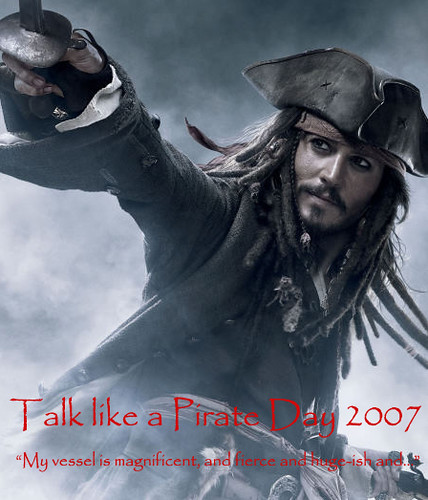 talk like a pirate header
