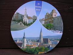 Kolozsvr (medveildi) Tags: postcard postcrossing romania transylvania cluj kolozsvr