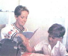 Cantante Gian Marco Zignago a los 7 años