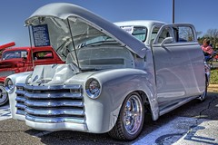 Highly Customized Chevy Pickup