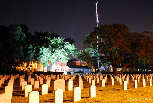 Saint Augustine National Veterans Cemetery