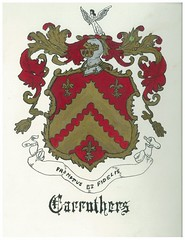 Carruthers Coat of Arms Crest