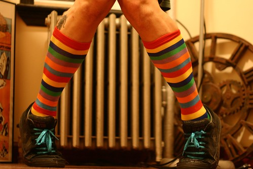 rainbox socks - 2
