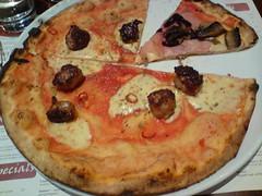 Sausage Pizza Della Nonna AUD20