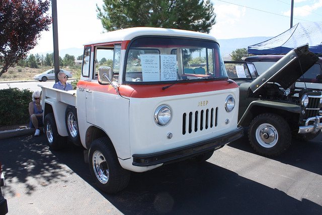 show new arizona classic car truck vintage jeep 4x4 antique az used cottonwood dealership 1961 willys dealer verdevalley fc150 forwardcontrol oxendale
