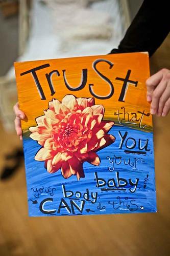 Trust Affirmation