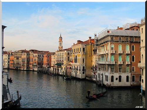 Venezia di altri tempi...