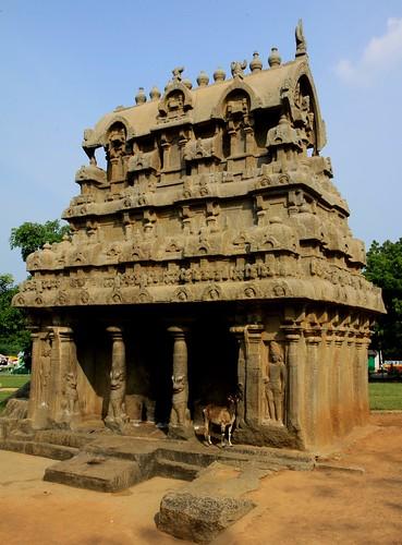 mamallapuram Ganesh Ratha
