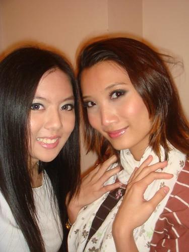 Chee Li Kee and Jolene