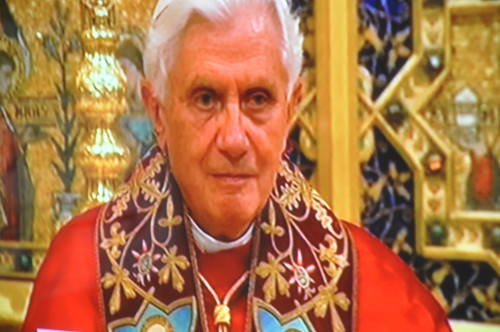 Pope Benedict Hated Most by Those Who Know Him Best