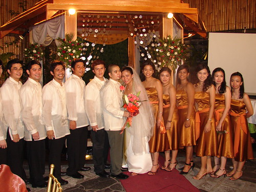 Filipino wedding sponsers