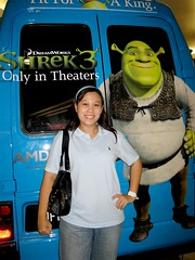 Shrek 3 @ Movie Carnival, One Utama