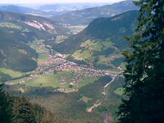 Rechterzijde Bergbaan (adlermellau) Tags: mellau wintersport bregenzerwald gasthofadler kferhof familiematt sommersport ksestrae