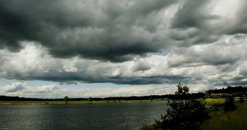 Lake Tyee Summer Storm, Monroe      070610_JWS_L1010306