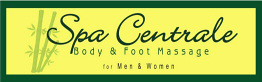Spa Centrale Body and Foot Massage