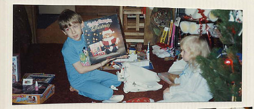 Christmas with teddy ruxpin