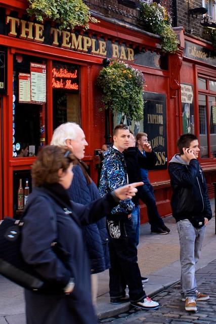 Дублин, Темпл бар