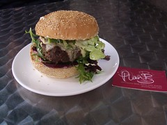 Wagyu Beef Burger from Plan B