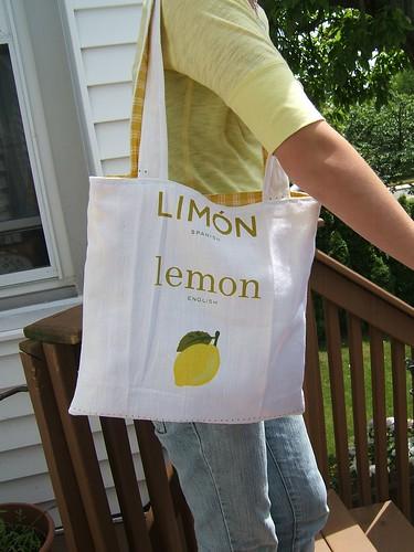 lemon tote 001