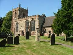 St Mary's Bradley
