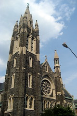 NYC - Brooklyn - Carroll Gardens: St. Agnes Roman Catholic Church (wallyg) Tags: nyc newyorkcity ny newyork church brooklyn catholic gothamist gowanus carrollgardens boerumhill stagnes kingscounty bococa stagneschurch bergencarroll