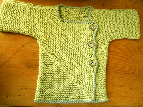 Free Knitting Patterns For Neck Warmers : Assymetrical Baby Surprise Jacket   Ysolda