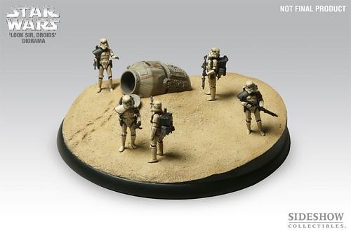 """diorama sandtrooper """"look sir,droids """" 896338043_41f544dd45"""