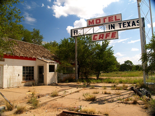 Last Motel - First Motel