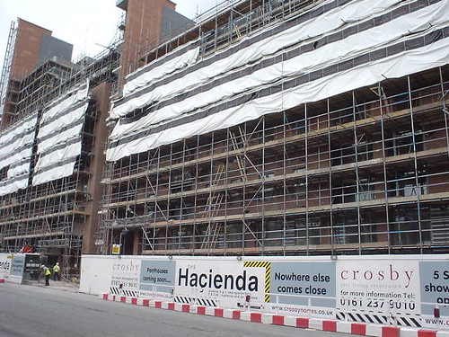 The Haçienda Was Built…