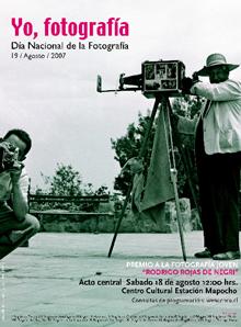 Día Nacional de la fotografía