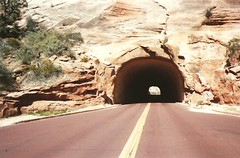 UT - More Forgotten Zion Pics (scott185 (the original)) Tags: ut tunnel zionnationalpark abigfave
