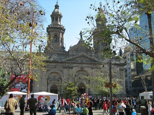 Santiago Metropolitan Cathedral 2