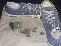 Converse Low - Blue
