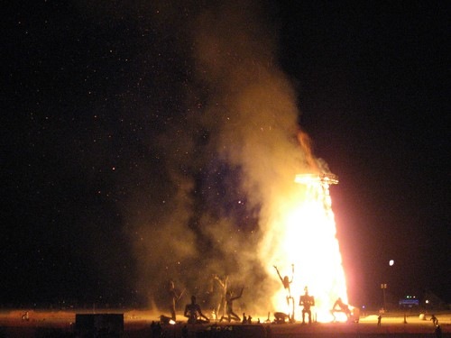 Crude Awakening, Burning Man 2007