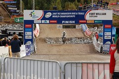 UCIFtBillDH12 (wunnspeed) Tags: scotland europe mountainbike downhill worldcup fortwilliam uci