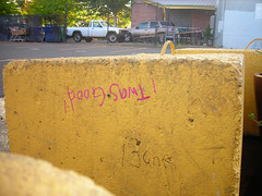 9/18/07 Artesian Well (sixheadedgoblin) Tags: washington olympia scrawl publicart olympiawashington artesianwell