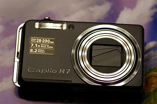 Caplio R7 RICOH