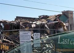 100_2505 (John.P) Tags: atlanta village demolition buckhead
