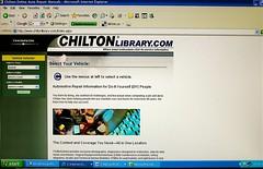 Chilton Auto Manuals