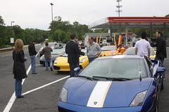 IMG_1004 (Lamborghini obsessed) Tags: paul lamborghini harrington murcielago gallardospyder 5604 lp640 valentinobalboni lp640roadster gallardocoupe dreamcarlegendstour