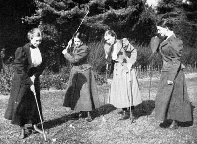 Golf 1894