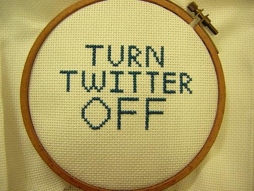 Turn Twitter Off