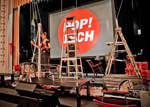 PopTech 2010 Setup