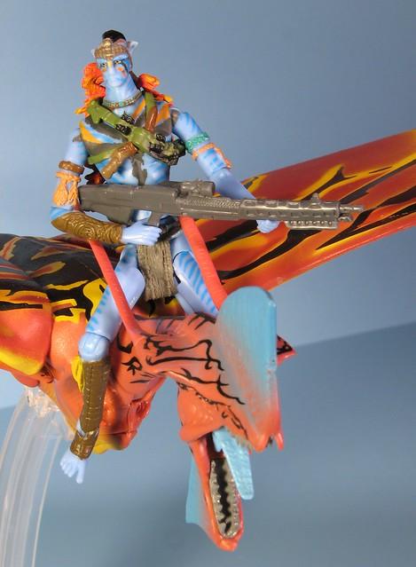 Avatar juguete Leonopteryx Turok