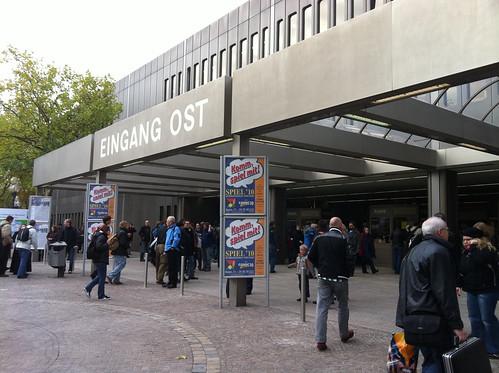 Spiel '10: Eingang Ost (22.10.2010 - 09:45 Uhr)
